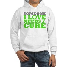 Muscular Dystrophy Needs A Cure Hoodie