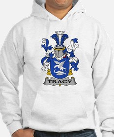 Tracy Family Crest Hoodie