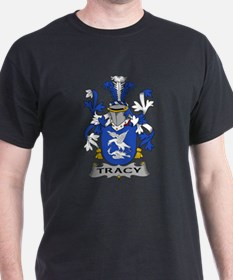 Tracy Family Crest T-Shirt