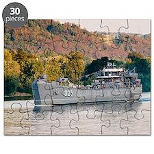 USS LST 325 Puzzle