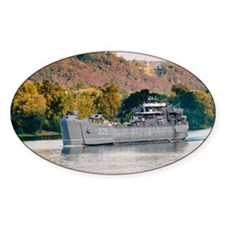 USS LST 325 Decal