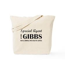 SPEC AGENT GIBBS Tote Bag