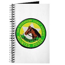 Barstow Sheriffs Posse Journal