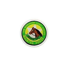 Barstow Sheriffs Posse Mini Button