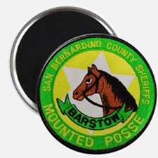 Barstow Sheriffs Posse Magnets