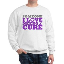 Lupus Needs A Cure Sweatshirt