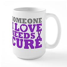 Lupus Needs A Cure Coffee Mug