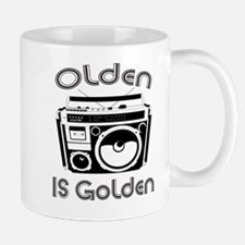 Old Is Gold Mugs