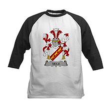 Veile Family Crest Baseball Jersey