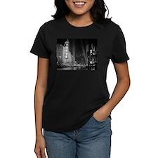 Vogue Theatre at night T-Shirt