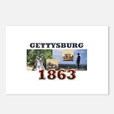 ABH Gettysburg Postcards (Package of 8)