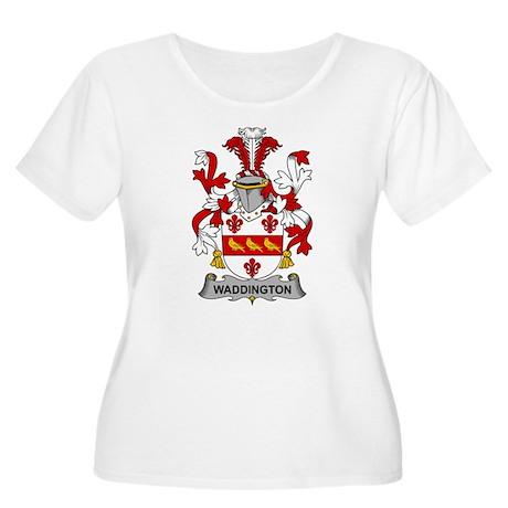Waddington Family Crest Plus Size T-Shirt
