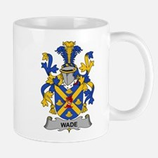 Wade Family Crest Mugs