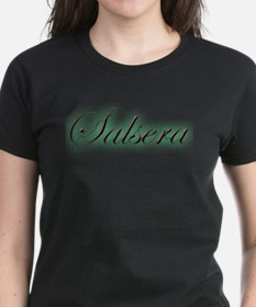 salsera in green T-Shirt