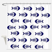 Fishy Shower Curtain