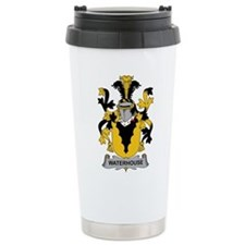 Waterhouse Family Crest Travel Mug