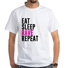 Eat Sleep Rave Repeat Shirt T-Shirt