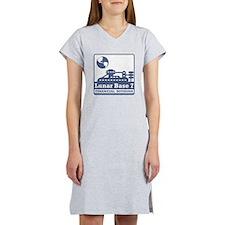 Lunar Financial Division Women's Nightshirt