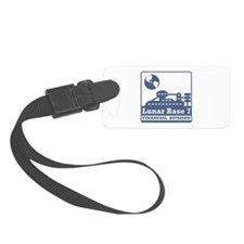 Lunar Financial Division Luggage Tag