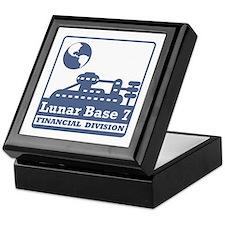 Lunar Financial Division Keepsake Box