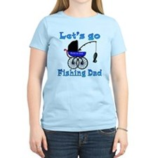 Lets go fishing buggy T-Shirt
