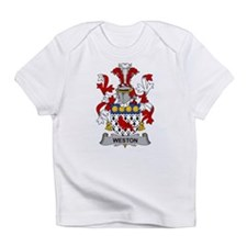 Weston Family Crest Infant T-Shirt