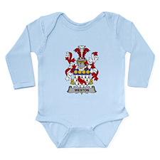 Weston Family Crest Body Suit