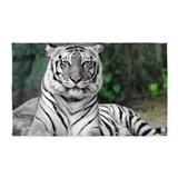 White tiger 3x5 Rugs