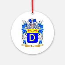Duc Ornament (Round)
