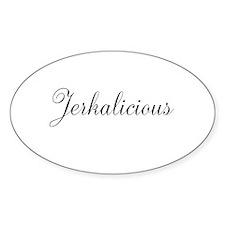 Jerkalicious Decal