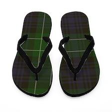 Abercrombie Tartan Flip Flops