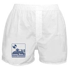 Lunar Postal Division Boxer Shorts