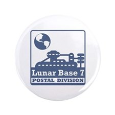 "Lunar Postal Division 3.5"" Button"
