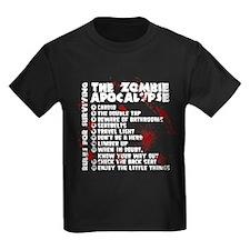 Zombie Apocalypse Rules T