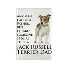 Jack Russell Dad Magnets