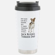 Jack Russell Dad Travel Mug