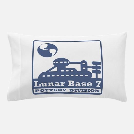 Lunar Pottery Division Pillow Case