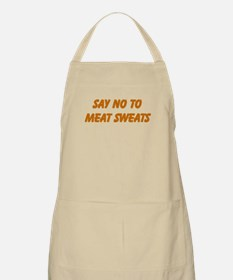 Say No To Meat Sweats Apron