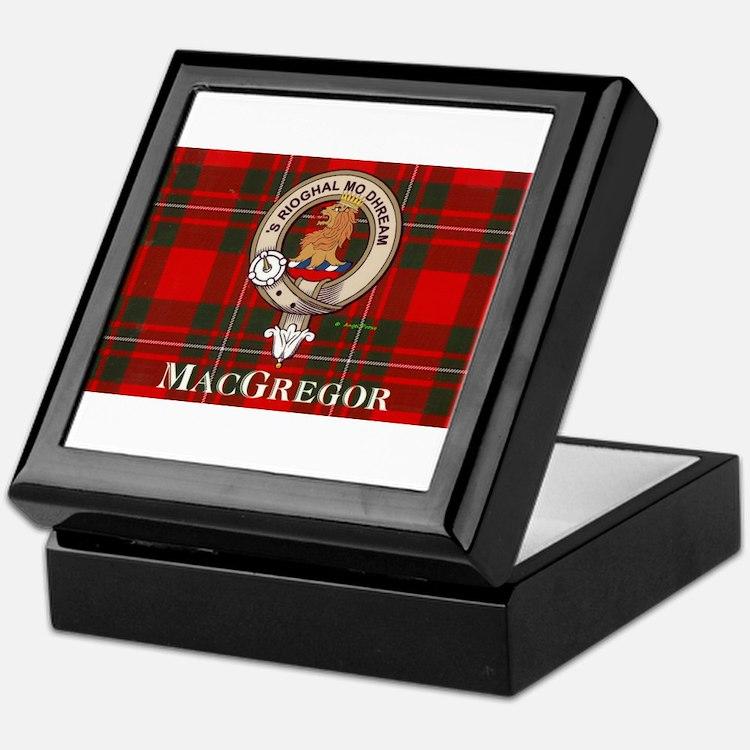 MacGregor Design Keepsake Box