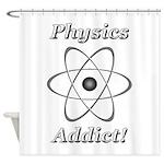 Physics Addict Shower Curtain