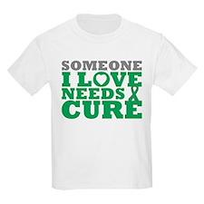 Liver Cancer Needs A Cure T-Shirt