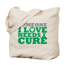 Liver Cancer Needs A Cure Tote Bag