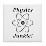 Physics Junkie Tile Coaster
