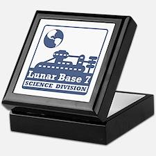 Lunar Science Division Keepsake Box