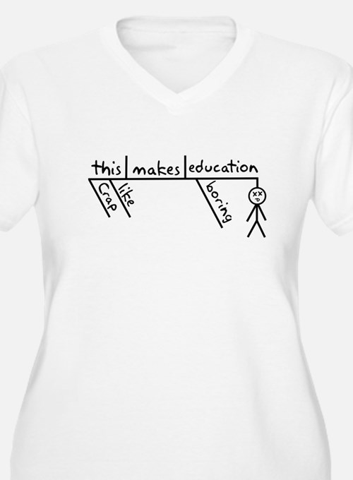 Sentence Diagram T-Shirt