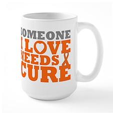 Kidney Cancer Needs A Cure Mug