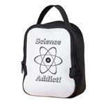 Science Addict Neoprene Lunch Bag