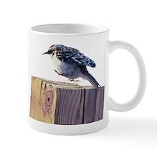Hopping Bird Mug