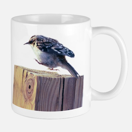 Hopping Bird Mug