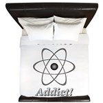 Science Addict King Duvet
